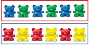 Counting Bears Patterns