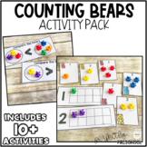 Counting Bears-Sorting Mats