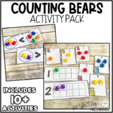 Counting Bears-Sorting Mats