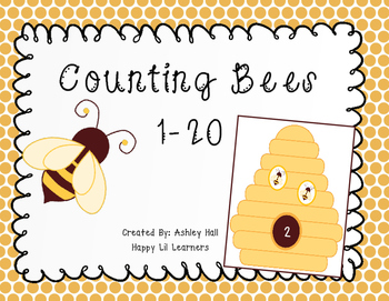 Counting Bees 1-20