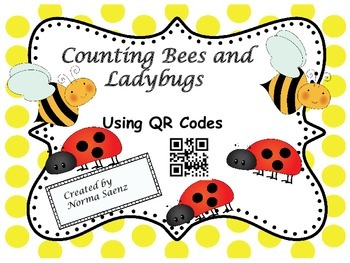 Counting Bees and Ladybugs With QR Codes