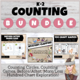 Counting, Before/After, More/Less, 10 More/10 Less, 100 Ch