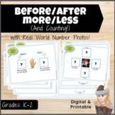 Counting: Before & After; More & Less, 10 More/10 Less Int