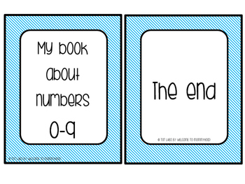 Counting Book 0-9