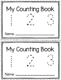 Counting Book 1-5
