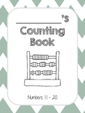 Counting Book 11-20