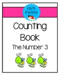 Counting Book - The Number 3