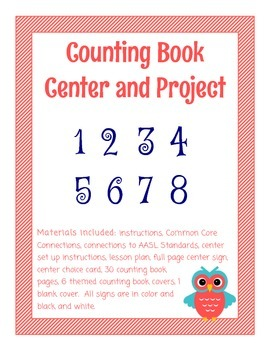 Counting Book Library Center and Project