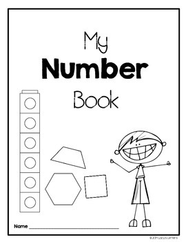 Counting/Numbers Book - Numbers 0-10