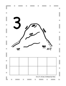 Counting Book & Posters