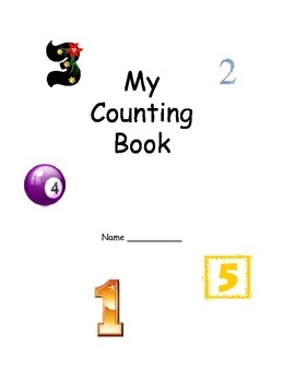 Counting Book for NYS Math Module 1