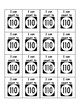 Counting Brag Tags 20-120
