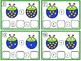 Counting Bugs Addition Task Cards