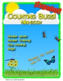 Counting Bugs! ESPAÑOL! Number sense - Counting - Ordering