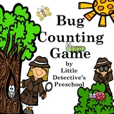 Insect Counting Game