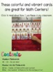 Counting Practice Sheets and Flashcards - Bundle