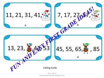 Counting By 10s to 120 Learning Fun (Common Core Aligned)