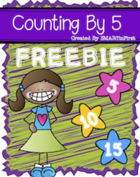 Counting By 5 Freebie