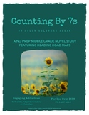 Counting By 7s - A No-Prep Novel Study (Distance Learning)