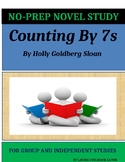 Counting By 7s by Holly Goldberg Sloan - No-Prep Novel Study