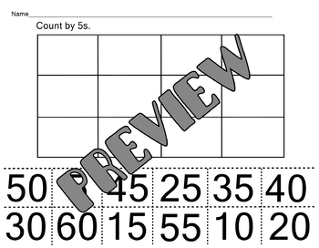 Counting By Boards 2's-9s