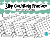 Skip Counting By...Practice