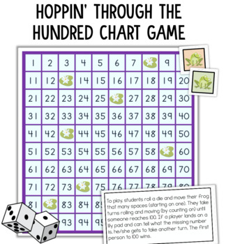 Hundred Chart Centers and Games