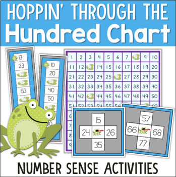 Hundred Chart Activities and Games for Building Number Sense