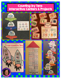 Counting By Tens with My Alien Friends Centers & Projects