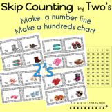 Skip Counting By Two's