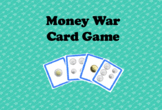 Counting Canadian Coin War Card Game