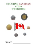 Counting Canadian Coins Workbook