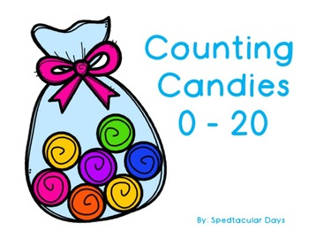 Counting Candies 0-20