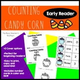Counting Candy Corn- Early Reader and Number Cards