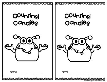 Counting Candy Math Centers and Count the Room