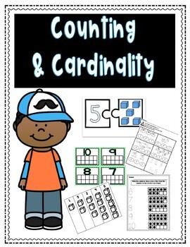 Counting & Cardinality 1-10