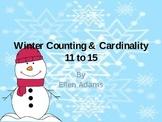 Counting & Cardinality 11-15