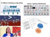 Counting, Cardinality & Base Ten (Kindergarten) (L)