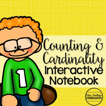 Counting & Cardinality Interactive Notebook