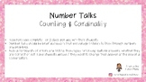 Counting & Cardinality Math Talks