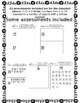 Counting & Cardinality Portfolio (TN Kindergarten 2018-19)