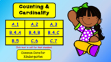 Counting & Cardinality for Kindergarten (Common Core)