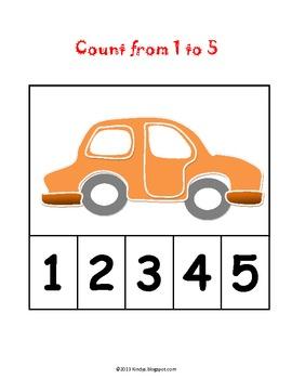 Counting & Cardinality in Kindergarten