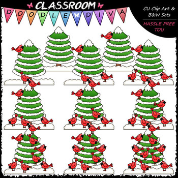 (0-10) Counting Cardinals Clip Art - Sequence, Counting & Math Clip Art & B&W