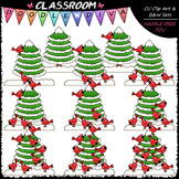 (0-10) Counting Cardinals Clip Art - Sequence, Counting &