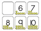 Counting Cards 0-10- Yellow