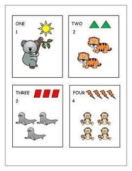 Counting Cards - 1 - 12