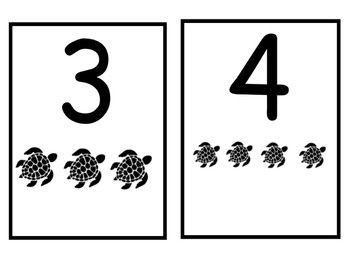 Counting Cards 1-20