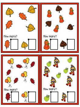 Counting Cards (Eureka Math)