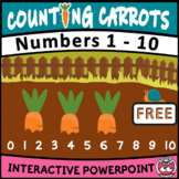 Counting Carrots 1 to 10 Junior
